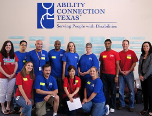 PepsiCo Enable Team visits Ability Connection Texas
