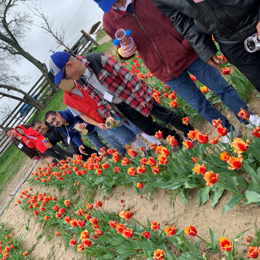 Ability connection members at poston gardens
