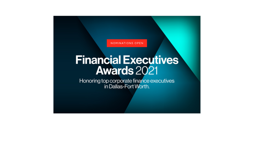 Ability Connection's CFO, Finalist for D Magazine's 2021 Financial Executive of the Year!