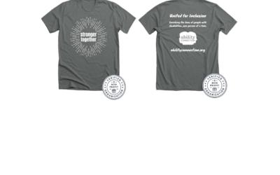 Stronger Together T-Shirt Fundraiser